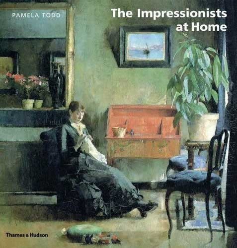 This book published by Thames & Hudson with text by Pamela Todd features interior scenes from such artists as Manet, Pissaro, Degas, Vuillard, Bonnard.