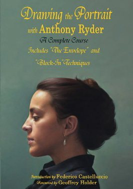drawing the portrait with anthony ryder
