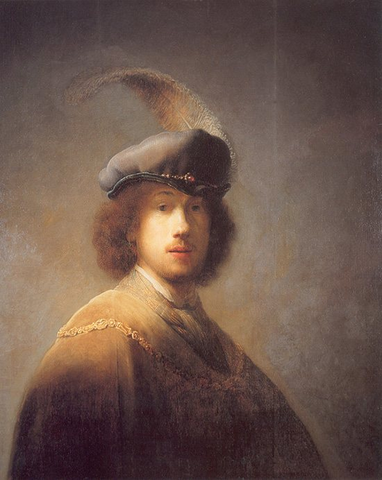 Rembrandt painted self-portraits throughout his life, creating subtle masterpieces that really seem to capture who he was.