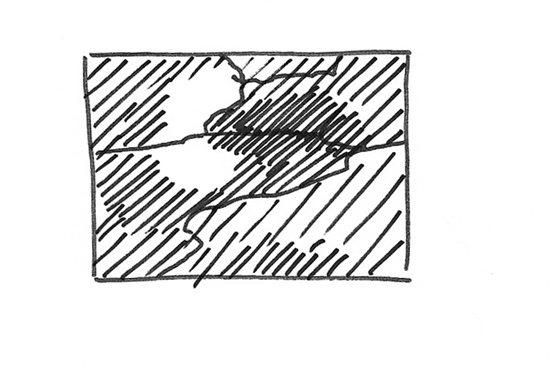 Plein air sketch D.