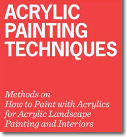 Free guide on acrylic painting for beginners!