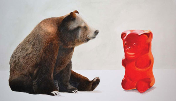 6 Watercolor Paintings That Will Melt Your Heart, at ArtistsNetwork.com | Distant Relatives by Kyle Mort