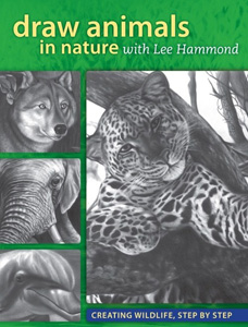 Draw Animals in Nature by Lee Hammond | ArtistsNetwork.com