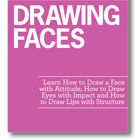 Learn everything you need to know about drawing faces including how to draw eyes, how to draw lips, and much more in this free guide from Artists Network!