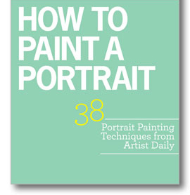 Learn how to paint a portrait with this free guide from Artists Network!