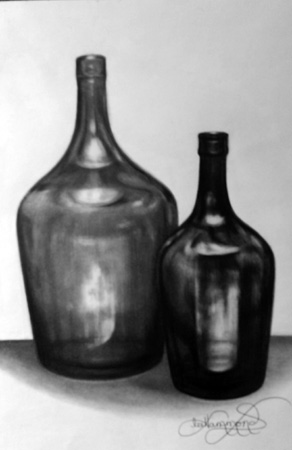 how to draw glass use your eyes not your memory artists network