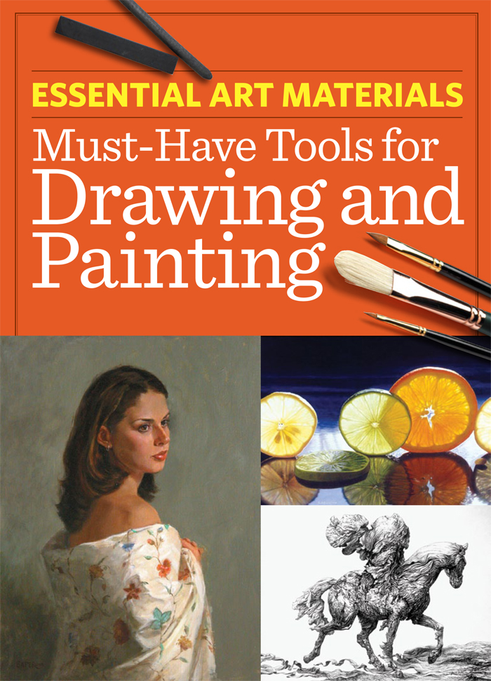 The essential art materials list: a must read.