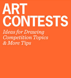 Entering art contests for money: here's how it's done.