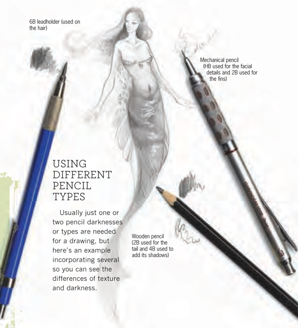 Best paper and materials for drawing fantasy art