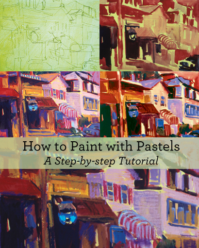 Free Tutorial on Pastel Painting Techniques!