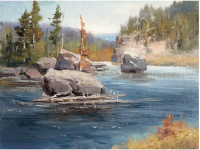 Plein air painting tips | ArtistsNetwork.com