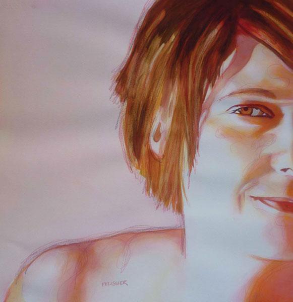 Watercolor painting by Sandrine Pelissier | ArtistsNetwork.com