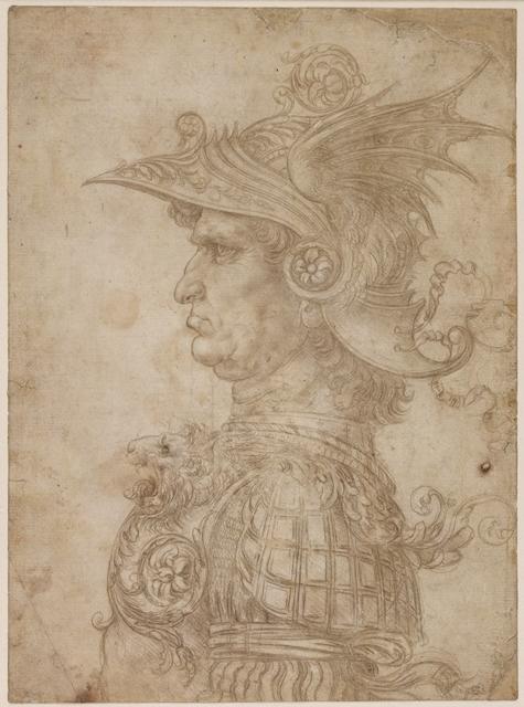 silverpoint drawing leonardo