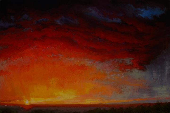 Moment-of-Illumination-pastel-by-katherine-Irish