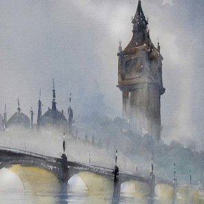 Thomas schaller shares his artistry and passion for watercolor for Americas best paint