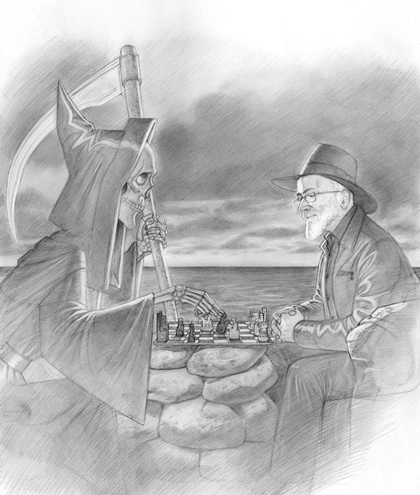 fantasy drawing - Check Mort