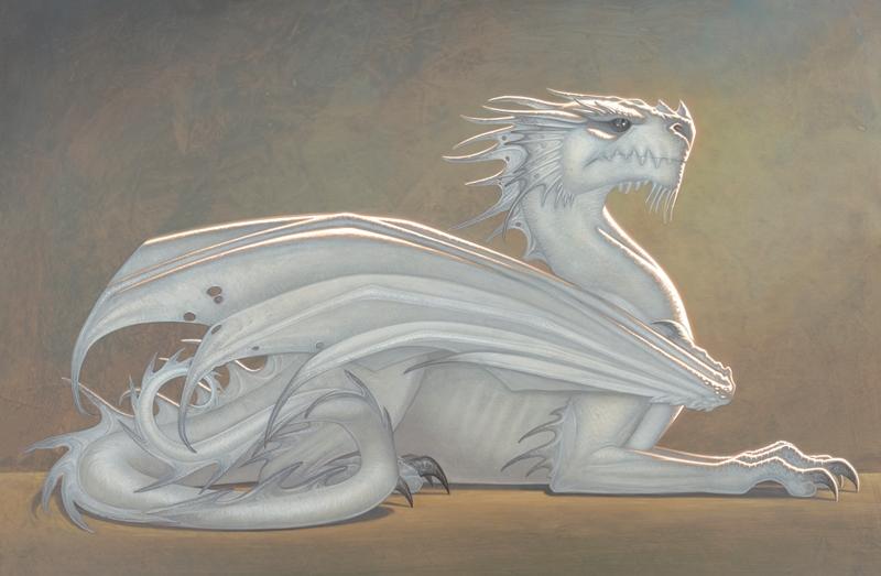 paul kidby fantasy illustration - Feldspar