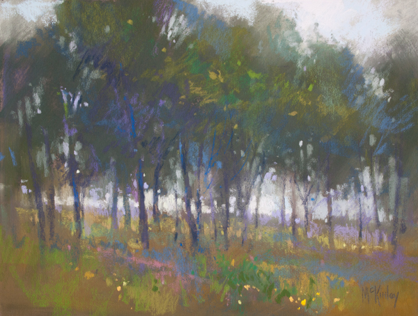 Pastel painting tips by Richard McKinley | ArtistsNetwork.com