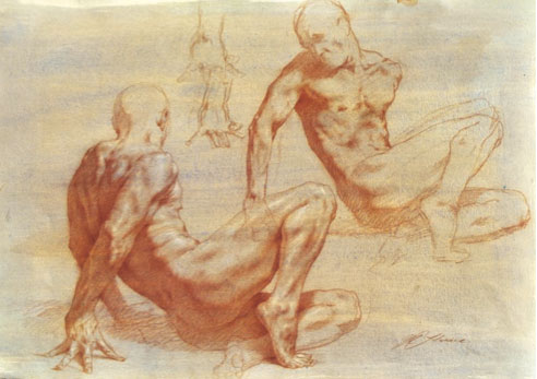 Life drawing tips, from Rob Liberace | ArtistsNetwork.com