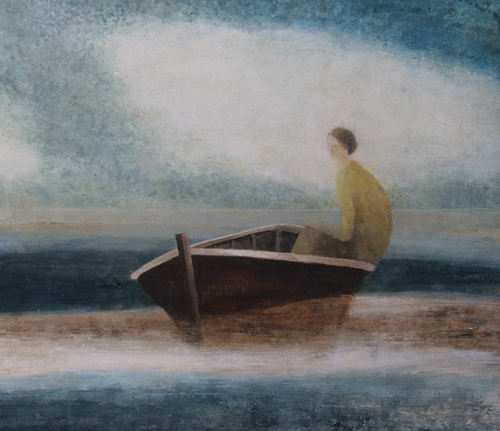 Blue Archaic by David Brayne | https://www.artistsnetwork.com