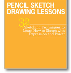 32 Sketching Techniques to Learn How to Sketch with Expression and Power from Artists Network!