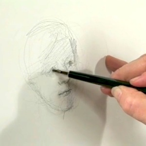 Learn how to draw faces in 5-minutes
