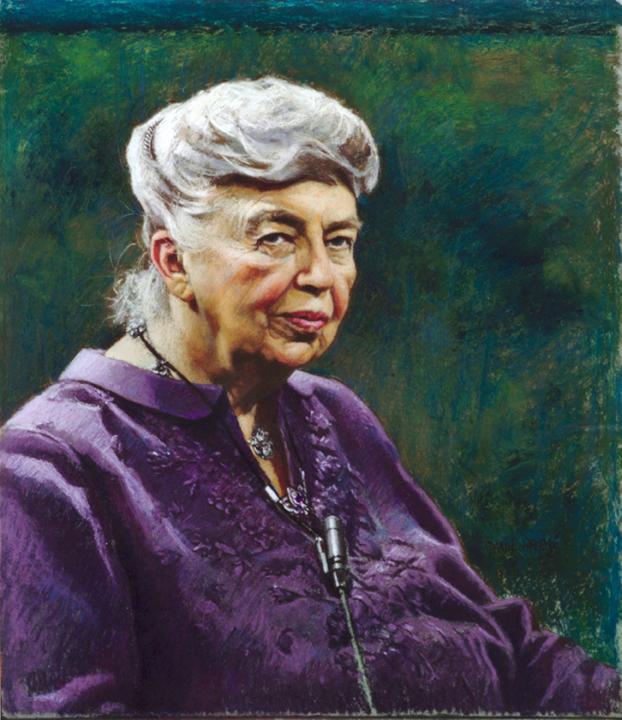 Roosevelt_Eleanor-(Clinton-Library)-pastel-daniel-greene