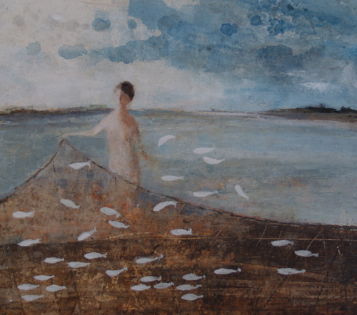 Silver Fish by David Brayne | https://www.artistsnetwork.com