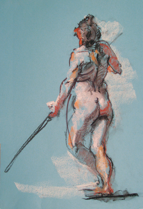 learn about gesture drawing in this free art tutorial - Free Sketches To Paint