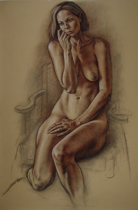 Learn why life drawings turn out better than drawing from photographs.