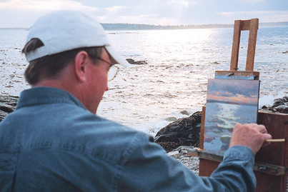 Plein Air Painting Techniques 18 Tips For Outdoor Painting