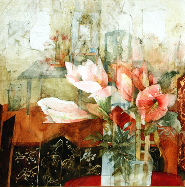 Watercolour artist Shirley Trevena | ArtistsNetwork.com