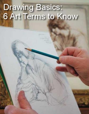 Drawing basics | ArtistsNetwork.com
