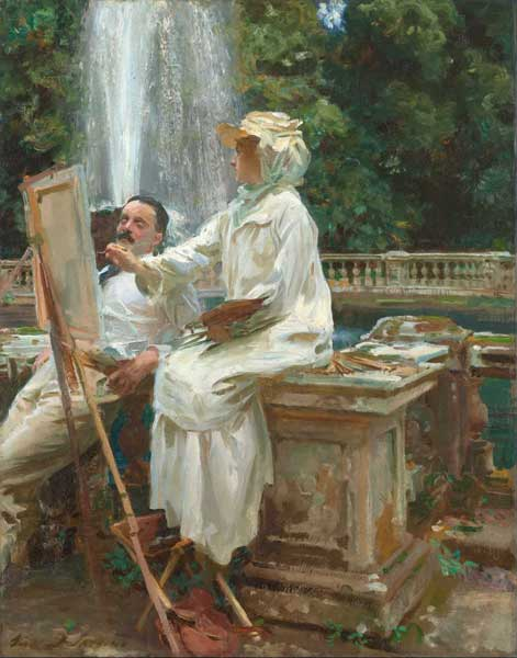 How to paint like John Singer Sargent | ArtistsNetwork.com