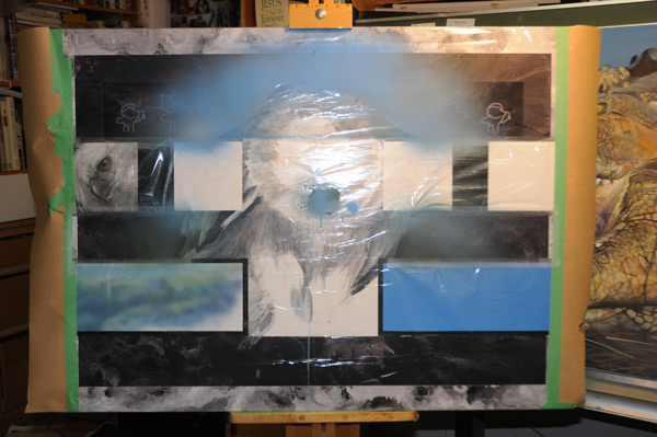 Masking a painting, tips | ArtistsNetwork.com