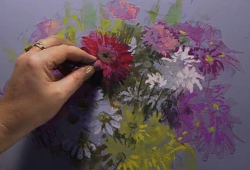 Learn to Paint Flowers