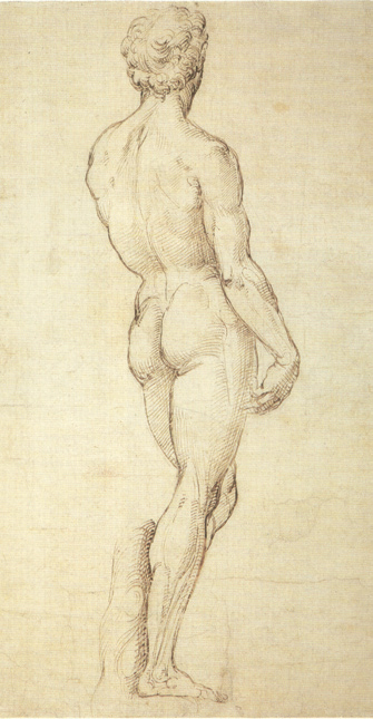 Sketch drawing contrapposto free guide