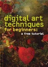 FREE digital art tutorials from Artists Network!