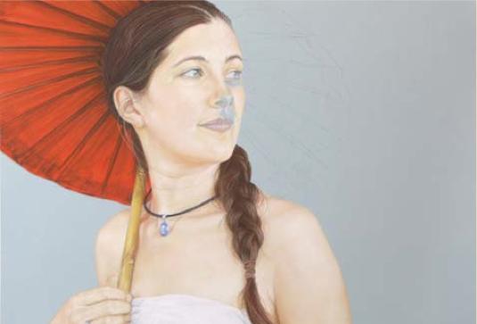 Portrait drawing demo by David Wells | ArtistsNetwork.com