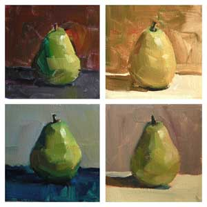 Still life painting lesson with Richard Robinson | ArtistsNetwork.com