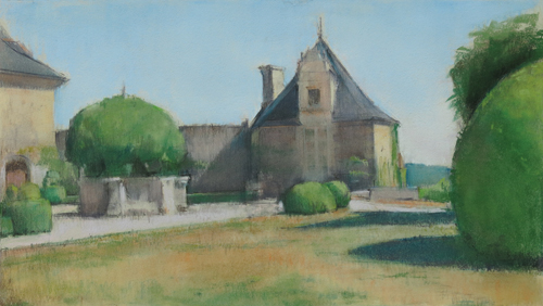 Chateau Studio_Pastel_Linda Carey | ArtistsNetwork.com
