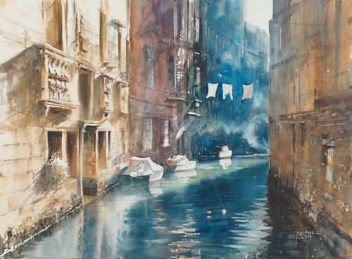 Light In Venice by Michal Jasiewicz (Poland)