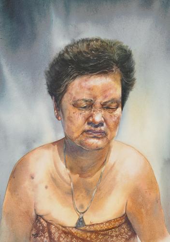My Mom by Sattha Homsawat (LaFe) (Thailand)
