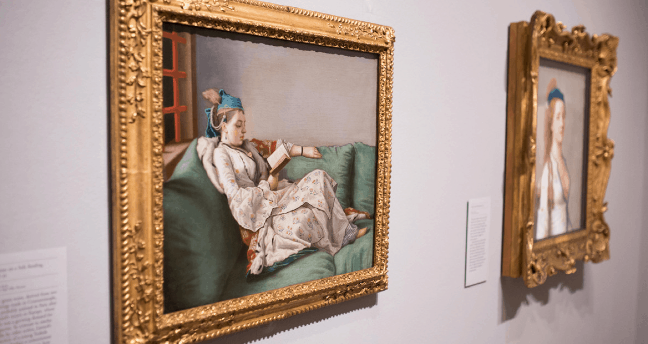 """Jean-Etienne Liotard"" exhibition"