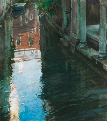 Venice by Stan Miller (USA)