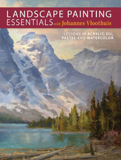 Landscape Painting Essentials by Johannes Vloothuis | ArtistsNetwork.com