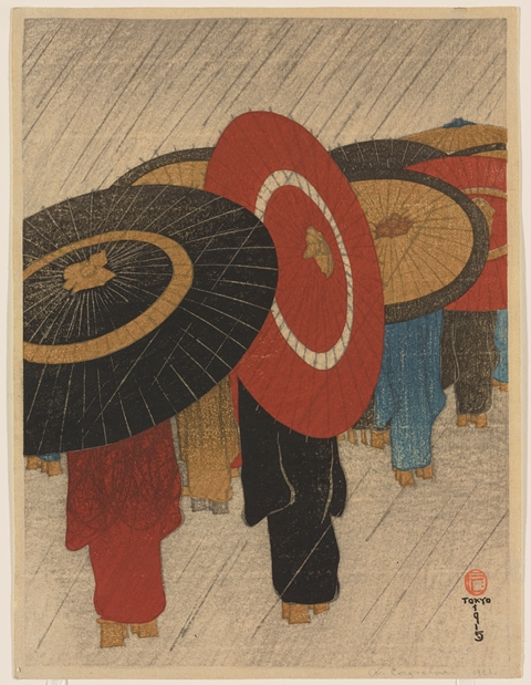 Friedrich (Fritz) Capelari| Japanese Prints at MIA | ArtistsNetwork.com