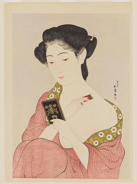 Hashiguchi Goyō| Japanese Prints at MIA | ArtistsNetwork.com