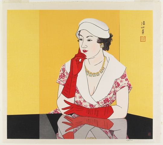 Itō Shinsui | Japanese Prints at MIA | ArtistsNetwork.com