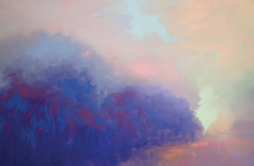pastel-landscape-Anna-Wainright-Morning-Glory | Artistsnetwork.com